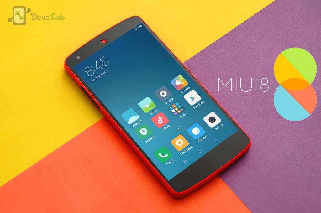 MIUI 8 Custom ROM for Google Nexus 5 hammerhead