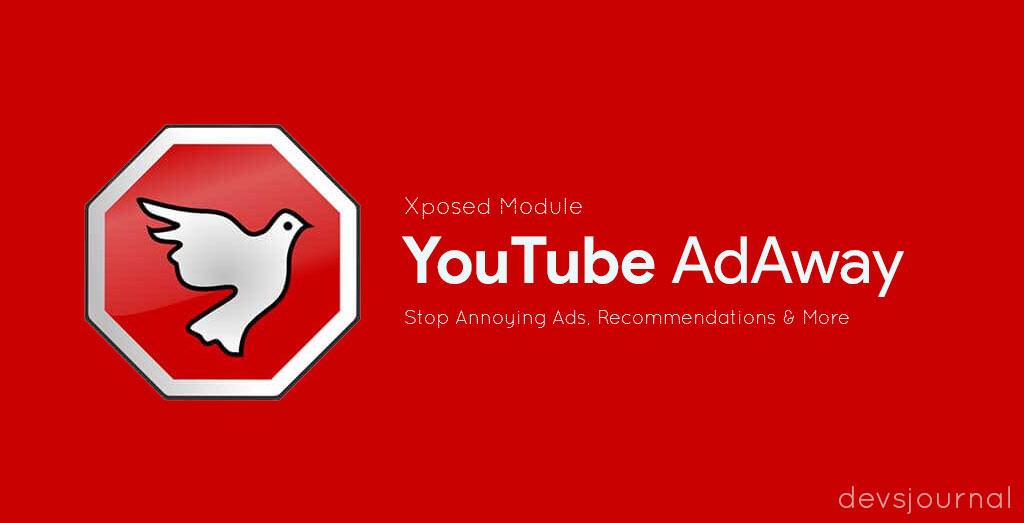 YouTube AdAway Xposed Module APK