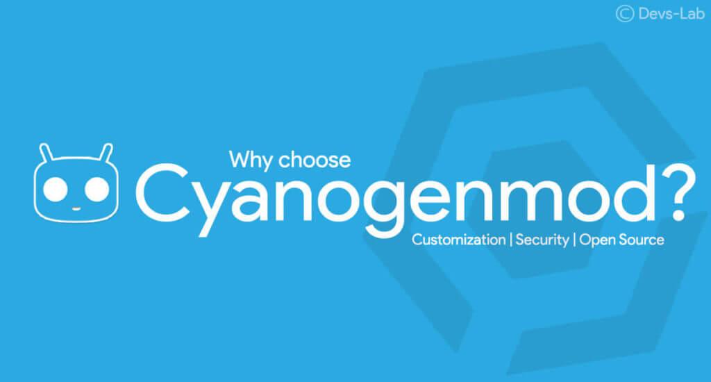 Cyanogenmod features