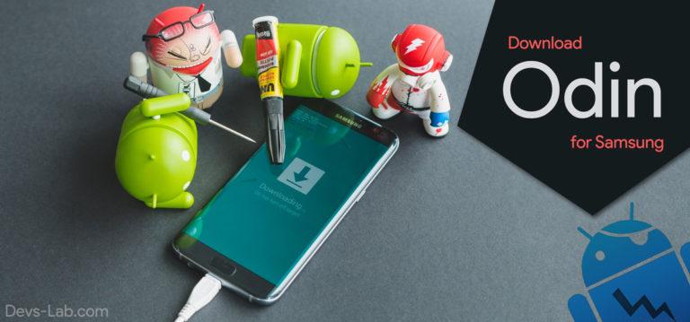 [Official] Download Odin v3.14.4  for Samsung