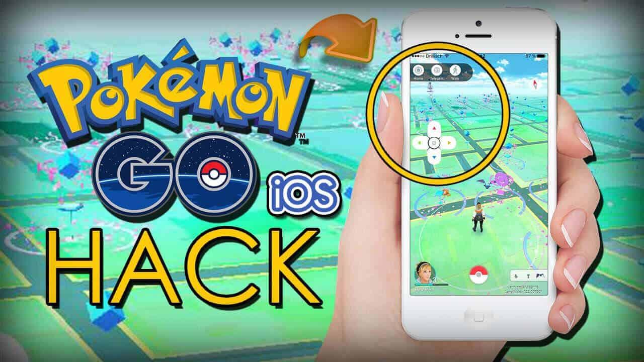 Pokemon GO Working iOS Joystick and Teleport hack