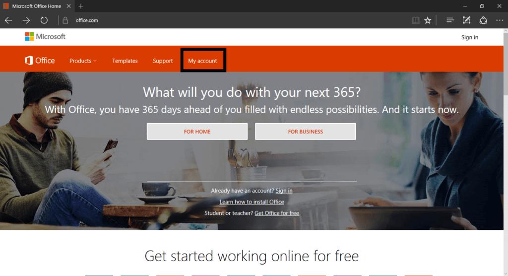Free Microsoft Office Online Genuine download
