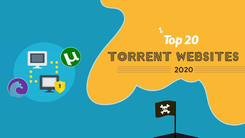 Best Torrent sites of 2020