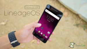 LineageOS 14.1 ROM for Google Nexus 6P