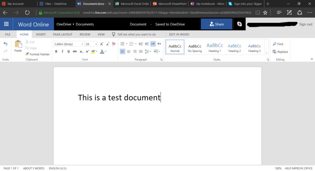 Microsoft Office Suite Online Genuine Word Download