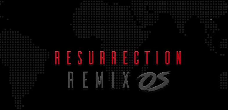 Resurrection Remix Rom