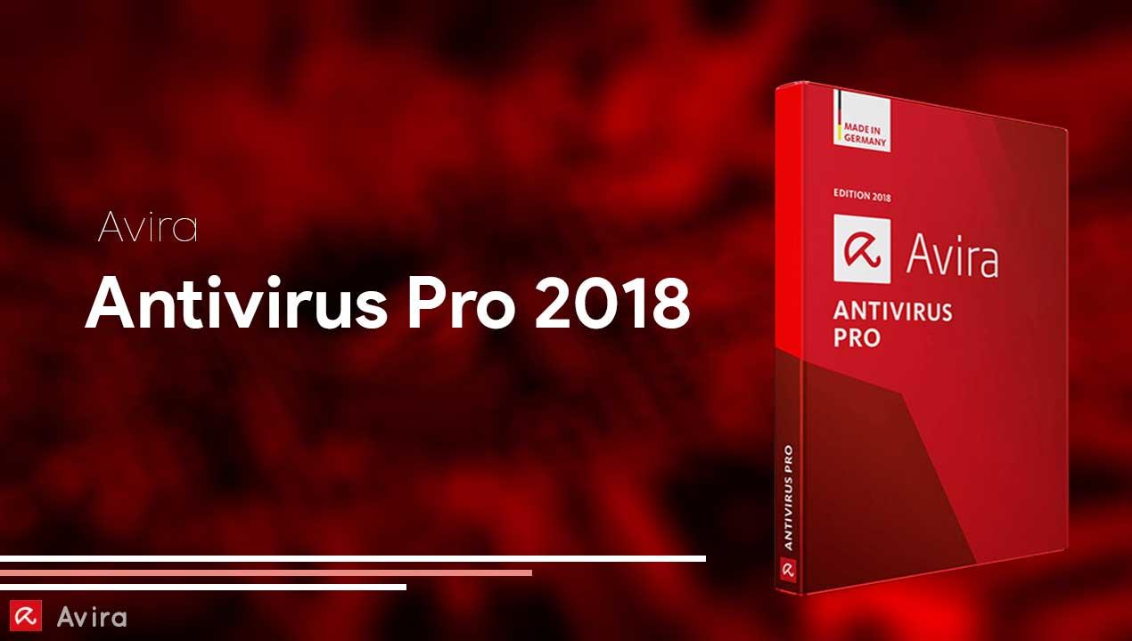 Avira Antivirus Pro free 2018