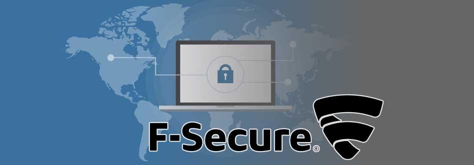F Secure Antivirus 2018