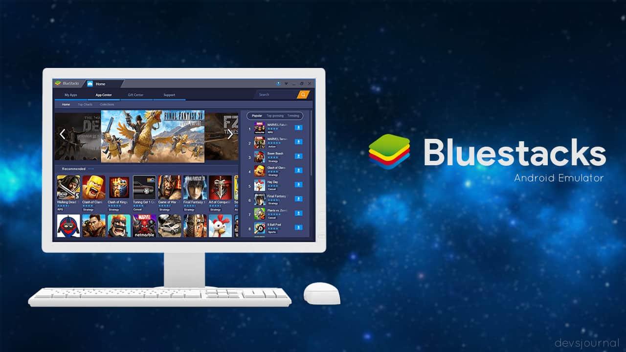 Bluestacks Android Emulator best for Gaming