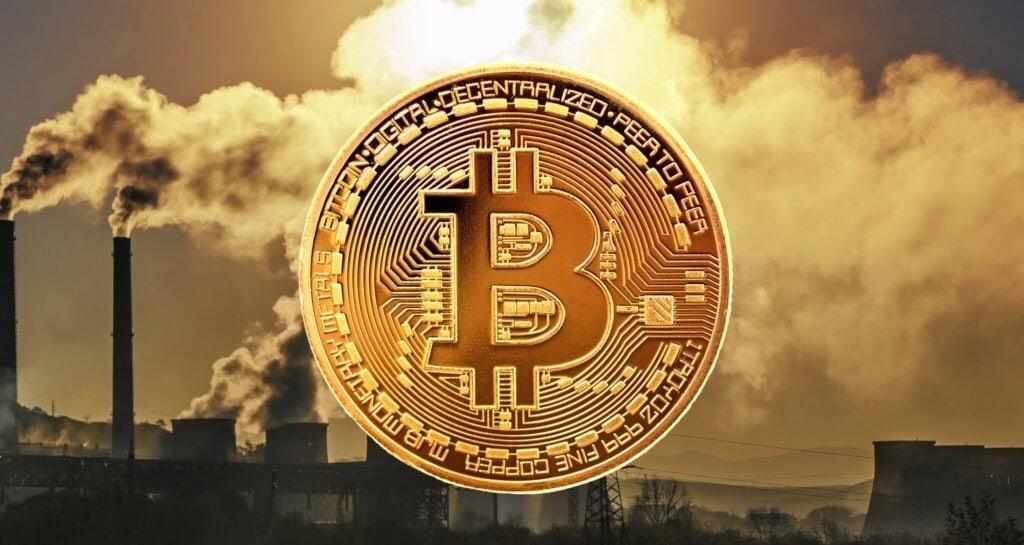 Bitcoin Mining affects Global Warming