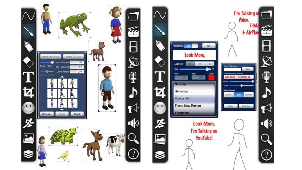 Animation Studio ios animation app