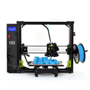 LulzBot TAZ 6 3D Printer - Best 3D Printer for Cosplay