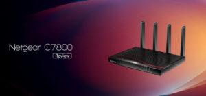 Neatgear C7800 Review Nighthawk X4S AC3200