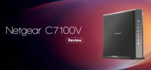 Netgear NightHawk C7100V Review