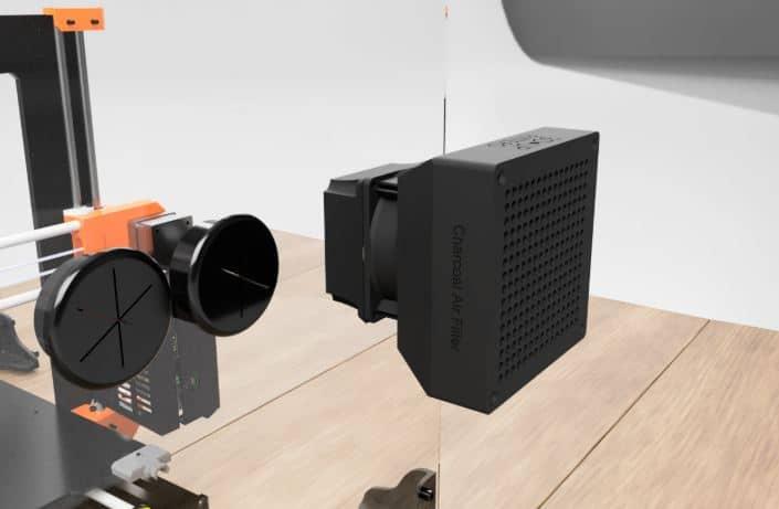 air filters 3d printer