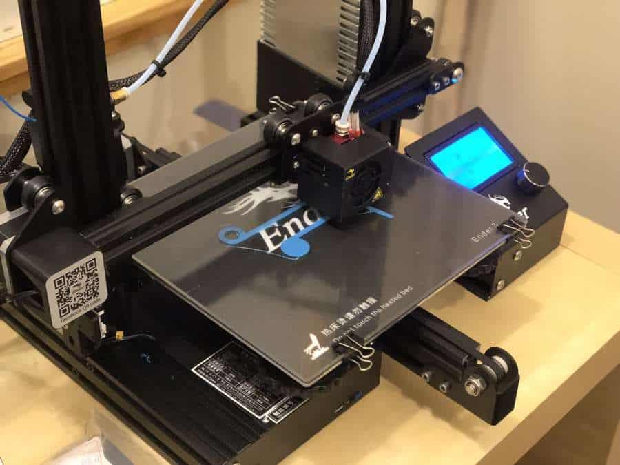 printing bed