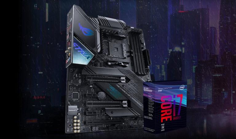 Best Motherboard For Intel i7 8700K