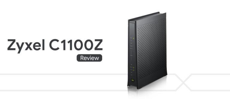 CenturyLink Zyxel C1100Z Modem Review