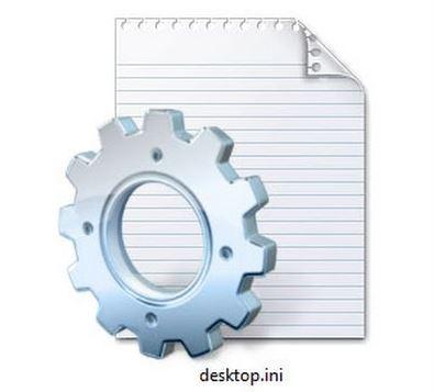 what is desktop.ini
