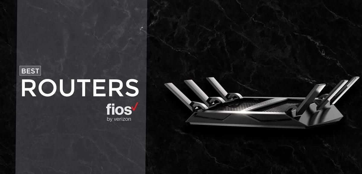 Best Router for Verizon Fios Gigabit