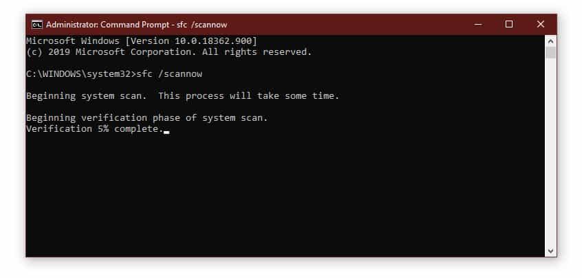security error code 0x80070424
