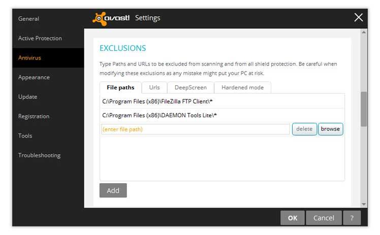 Add Discord to Antivirus Whitelist to Fix Discord No Route Error