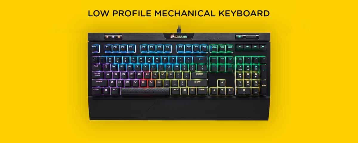 Best Low Profile Mechanical Keyboard