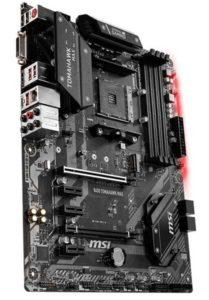 MSI B450 TOMAHAWK MAX Best B450 Motherboard For Ryzen 5 3600