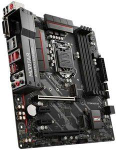 MSI Z370M MORTAR Best Z370 Motherboard