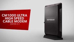 Netgear CM1000 Review