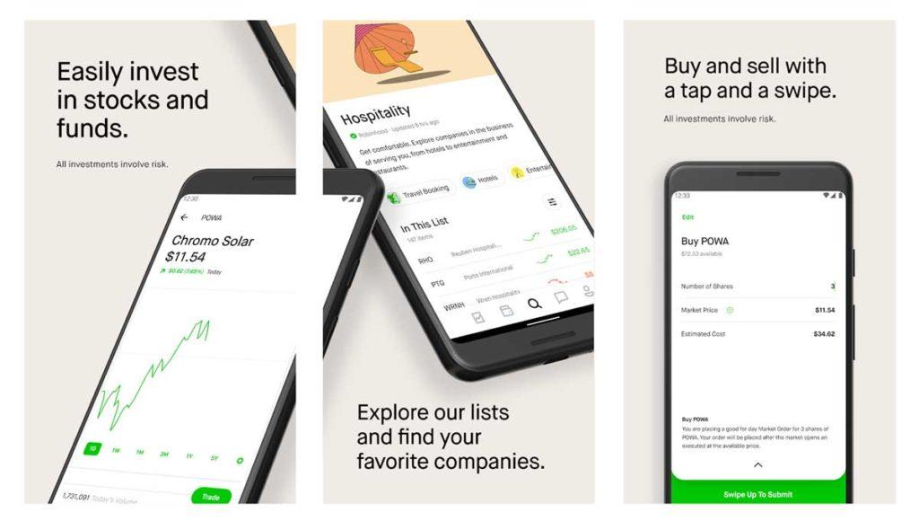 Robinhood Best Investment App