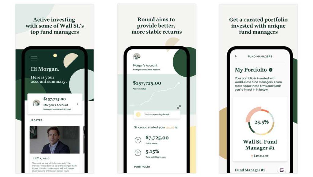 Round Best Investment App