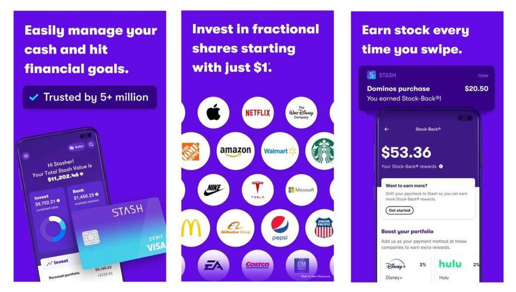Stash Best Investment App