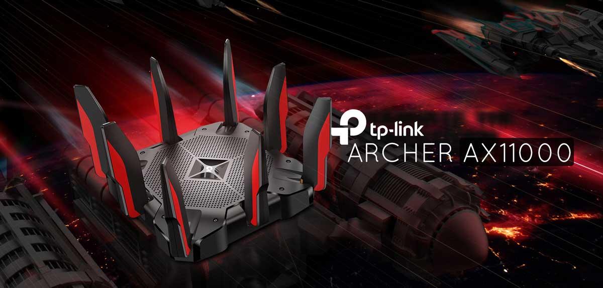 Tp-link Archer AX11000 Review
