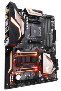 Gigabyte X470 AORUS Gaming 5 Wi-Fi Best X470 Motherboard