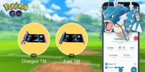 Pokemon GO Fast TM Charged TM