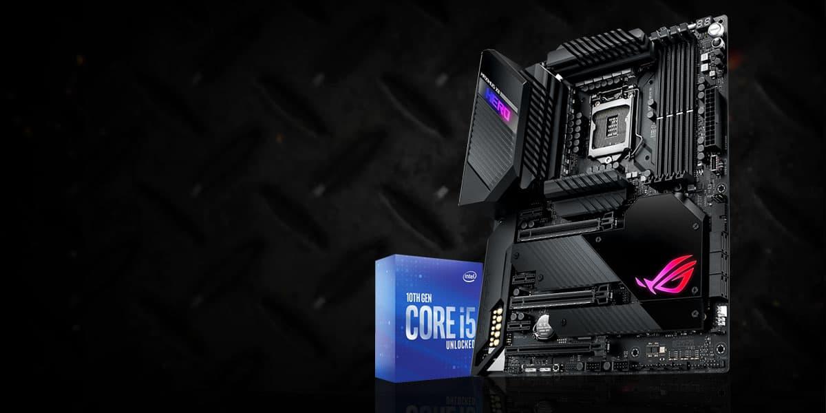 Best Motherboards for i5 10600K
