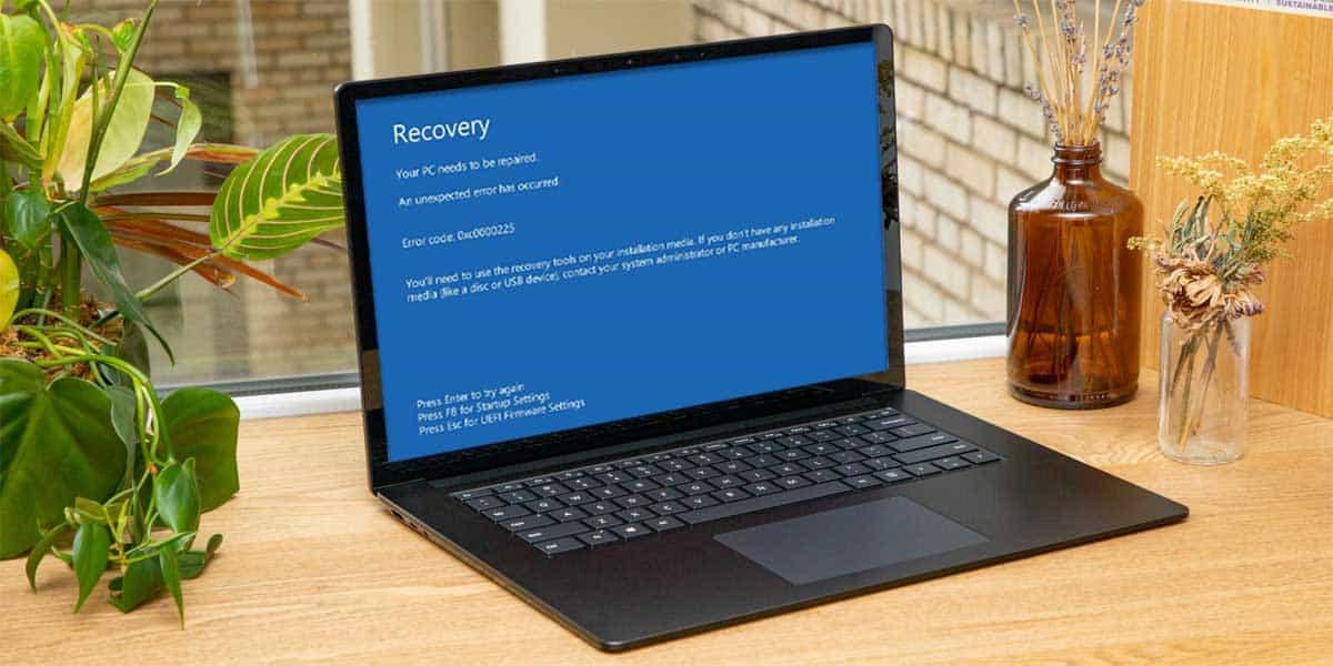 How To Fix Windows Error Code 0xc0000225