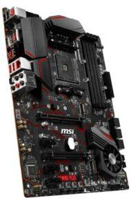 MSI MPG Gaming Plus x570 motherboard
