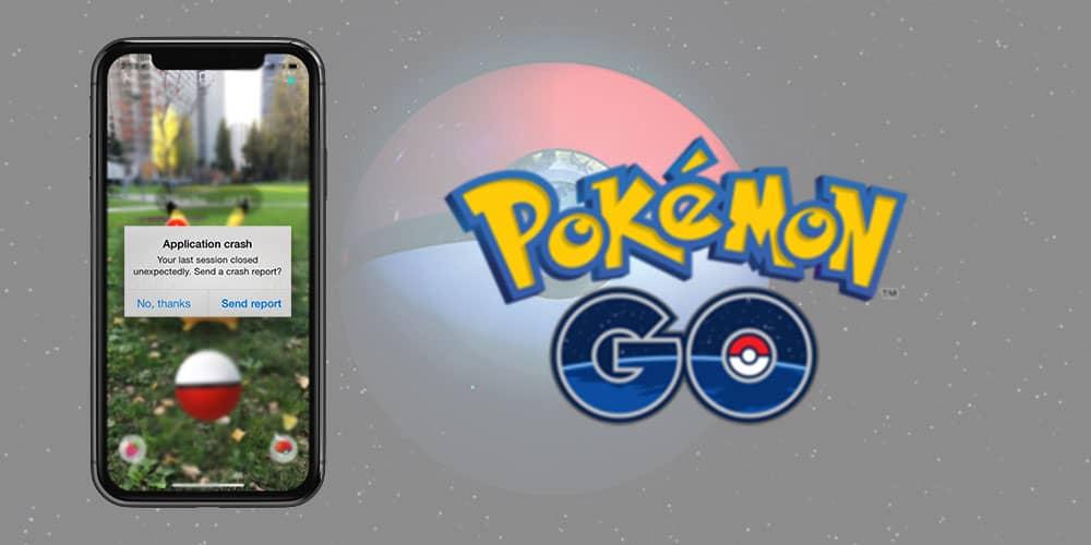 Fix: Pokemon GO Crashes in iOS