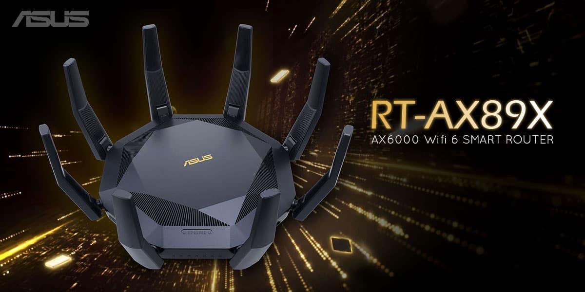 ASUS RT-AX89X (AX6000) Review
