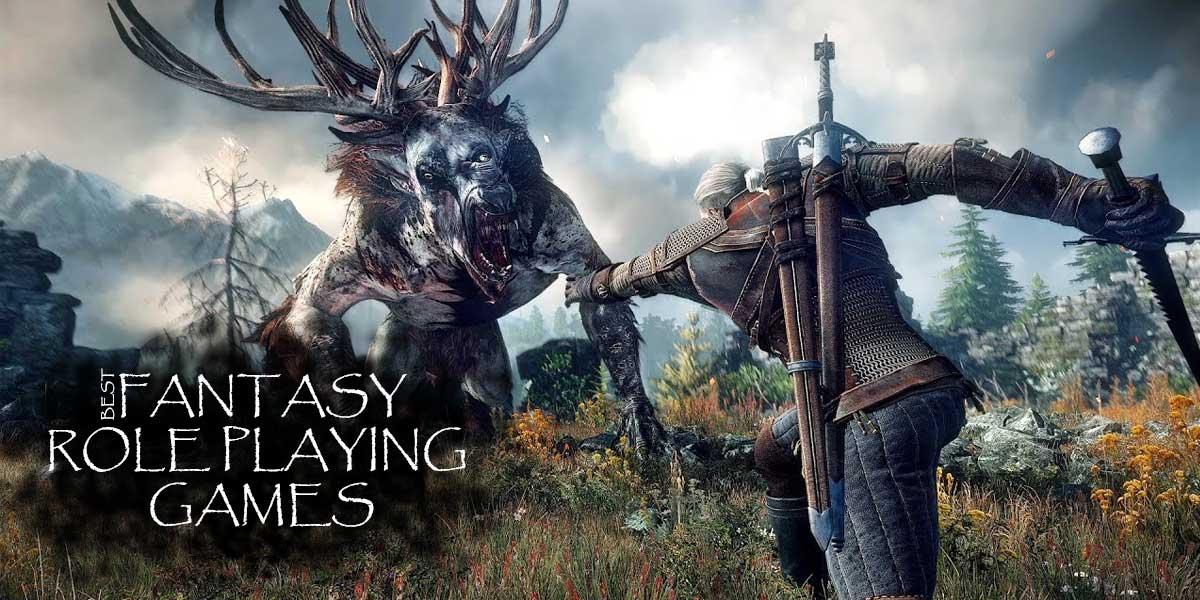 Best Fantasy RPGs